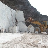 Marble is supplied directly from quarries in Italy.