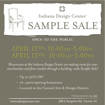 SampleSale 5.5x5.5 card