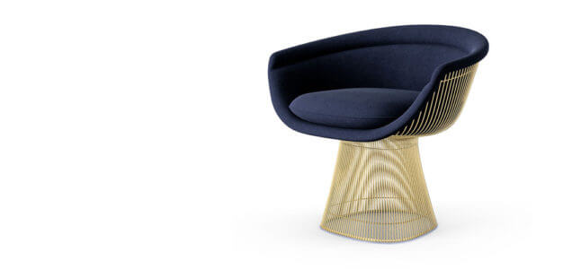 Warren Platner 1966 Lounge Chair for Knoll.