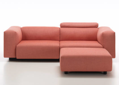 Jasper Morrison Soft Modular Sofa for Vitra.