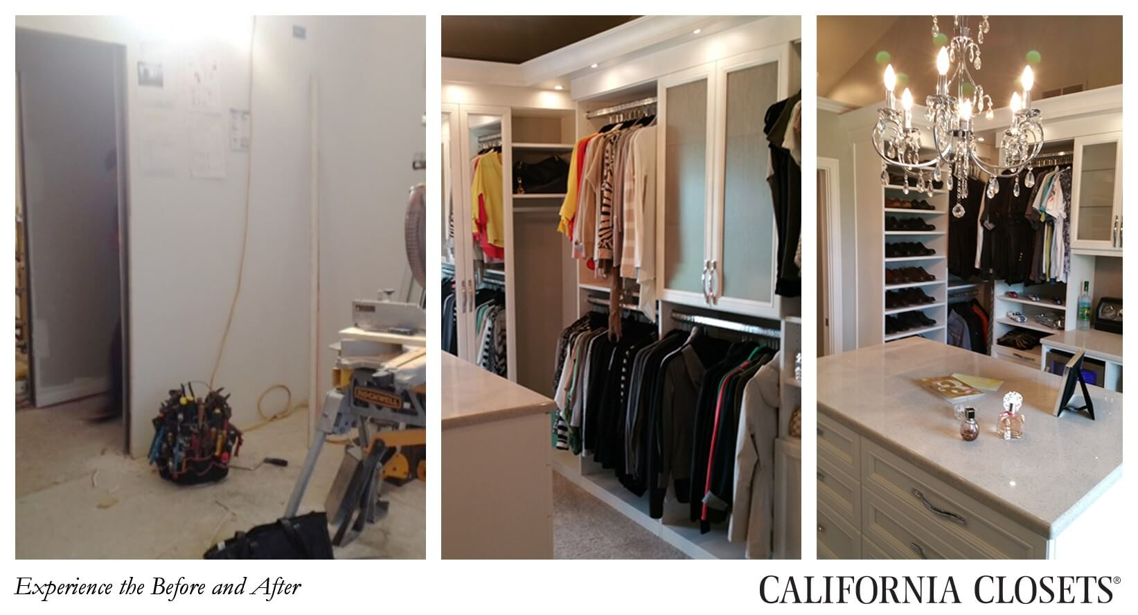 Guest blog small spaces big storage solutions by for Open closets small spaces