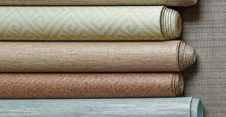 Thibaut's grasscloth resource collection available through a design professional at The Trade Resource, Suite 225.
