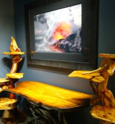 Eco-friendly furniture and fine art photography from MARTIN Gallery of Fine Art.