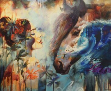 Dimitra MIlan Martin GAllery of Fine ARt