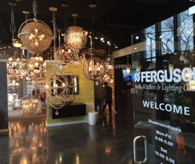 Ferguson Bath, Kitchen & Lighting Gallery - Indiana Design Center ...