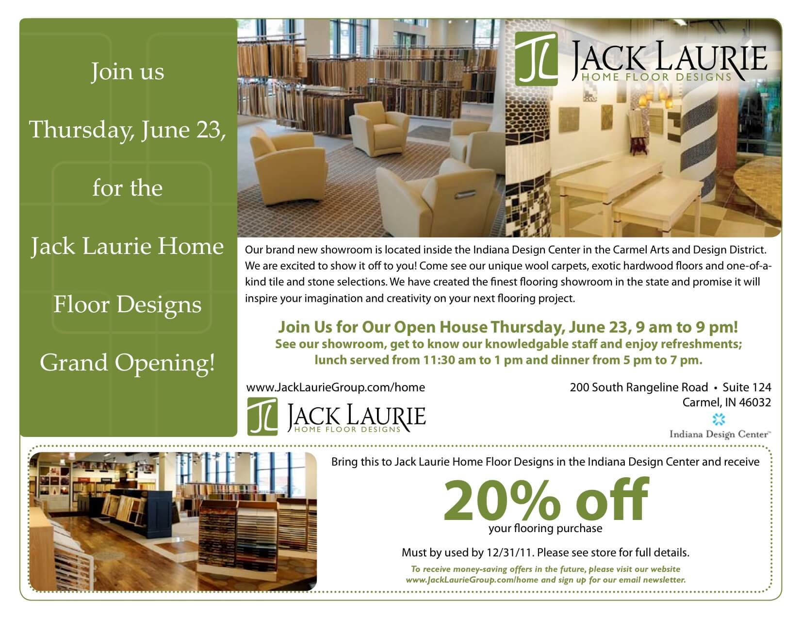 The New Jack Laurie Home Floor Designs ...