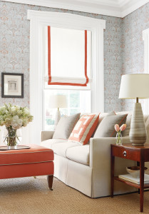 Thibaut Fabrics & Design Services available – Rosalind Brinn Pope Interior Design