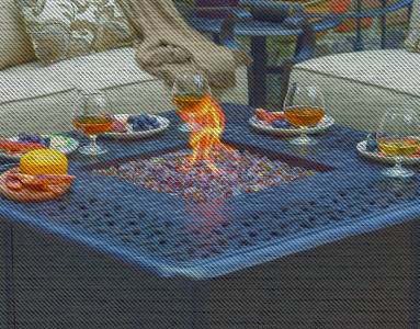 castelle___casual_living_by_especiallywicker fire pit