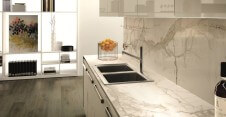 Indiana Design Center - Mont Granite