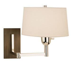 Robery Abbey Wall Lamp available from Conceptual Kitchens & Millwork.