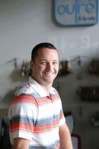 Eric Reynolds, Outré owner