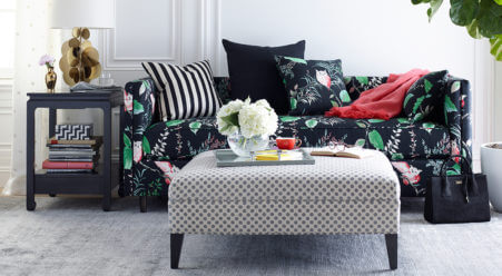 Kate Spade collection for Kravet available through Drapery Street.