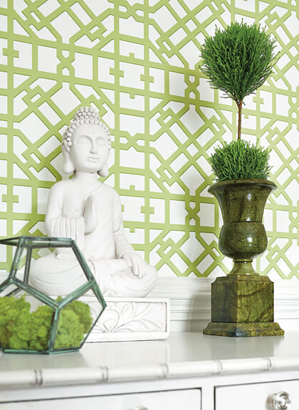 Turner wallcovering from Thibaut