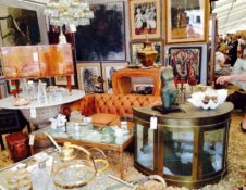 dinnerpARTy Art & Antiques